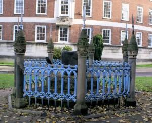 Coronation Stone - Kingston upon Thames.