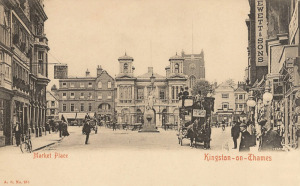 Market Place - Kingston upon Thames
