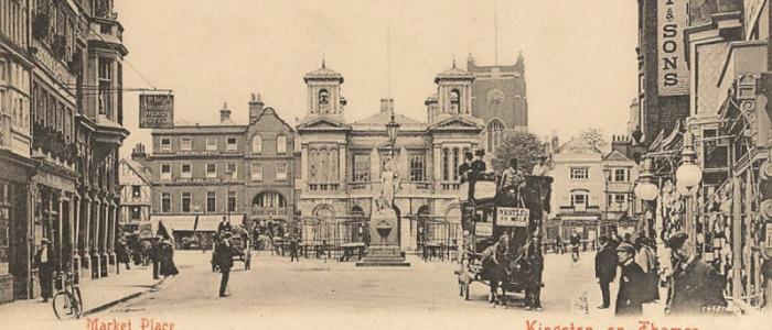 Market Place - Kingston upon Thames