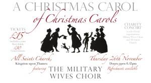 Christmas Carol Concert banner