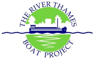 River Thames Boat logo